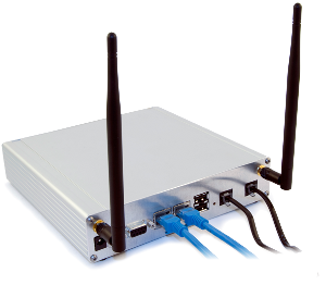 Bonded ADSL Router